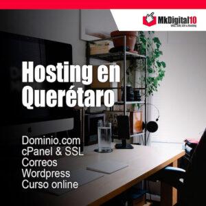 Plan Hosting hospedaje web